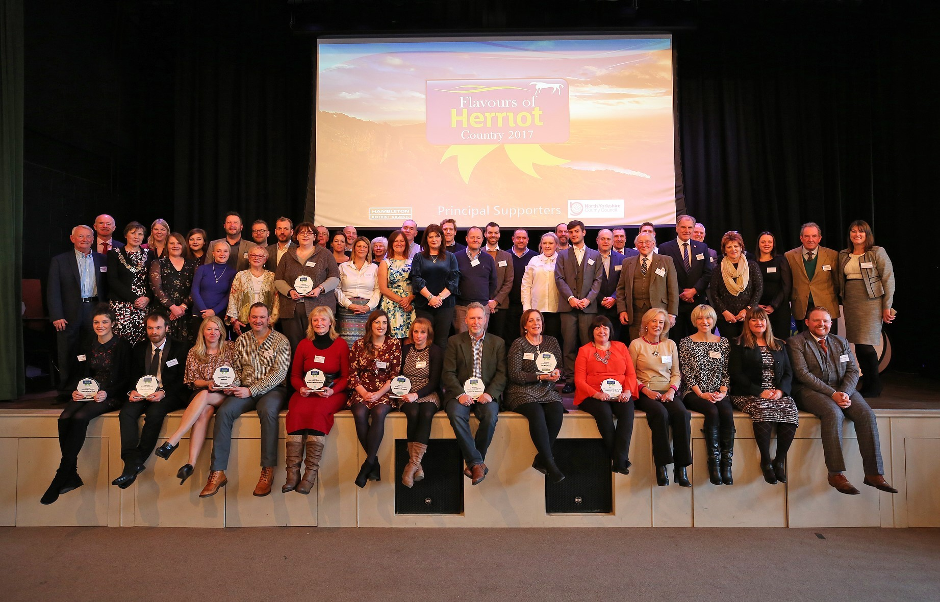 Finalists unveiled for the 2018 Flavours of Herriot Country Awards – Vote for your favourite to win the Reader's Choice Awards