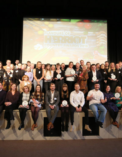 Flavours of Herriot Country Awards 2018