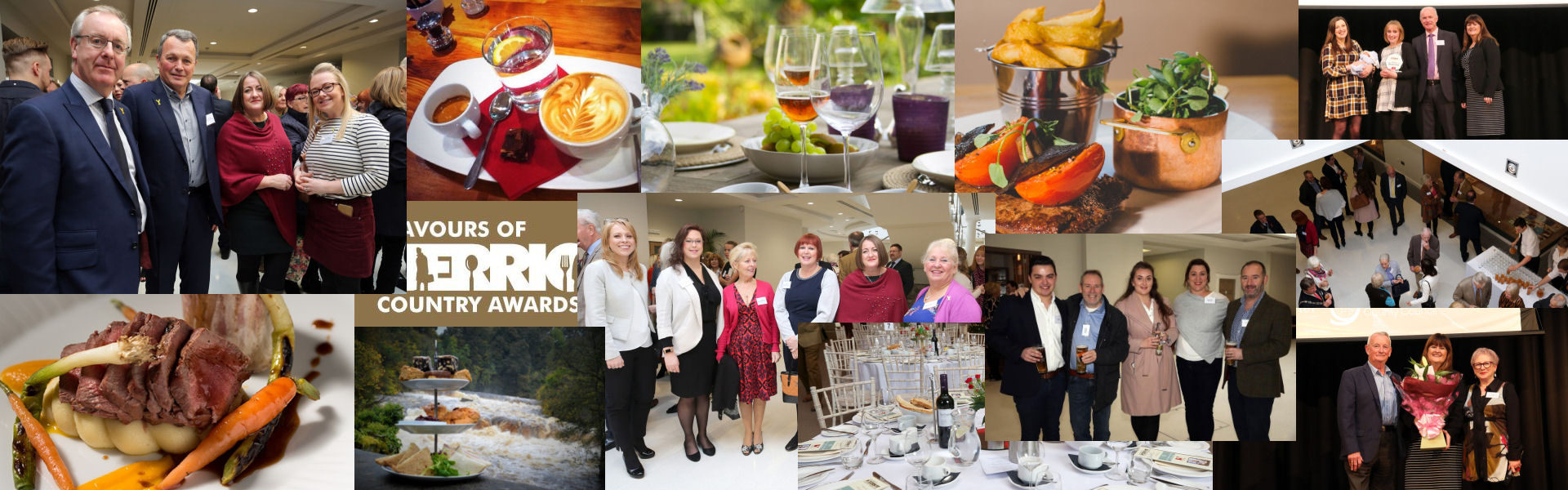 The Flavours of Herriot Country Awards event